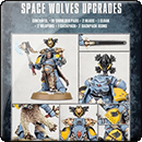 Warhammer 40000: Space Wolves Upgrades Pack