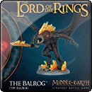 Middle-earth Strategy Battle Game: The Balrog