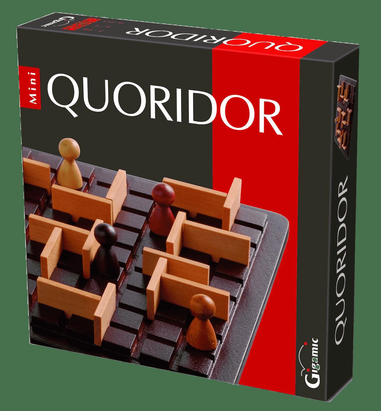 Настольная Игра Quoridor Mini (Коридор Мини)