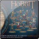 Middle-earth Strategy Battle Game: Thorin Oakenshield and Company