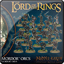 Middle-earth Strategy Battle Game: Mordor Orcs