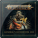 Warhammer Age of Sigmar: General's Handbook 2018 (Softback)