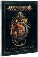 Warhammer Age of Sigmar: General's Handbook 2018 (Softback)