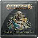 Warhammer Age of Sigmar: General's Handbook 2019 (Softback)