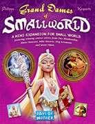 Настольная Игра Маленький Мир: Крутые дамочки (Grand Dames of Smallworld)