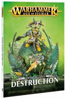 Warhammer Age of Sigmar: Grand Alliance: Destruction (Softback)