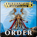 Warhammer Age of Sigmar: Grand Alliance: Order (Softback)