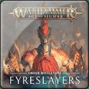 Warhammer Age of Sigmar. Battletome: Fyreslayers (Hardback)