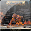 Warhammer Age of Sigmar: Magmic Invocations