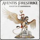 Warhammer Age of Sigmar: Aventis Firestrike: Magister of Hammerhal