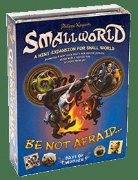 Настольная Игра Маленький Мир: Не Бойтесь (Small World Be Not Afraid)
