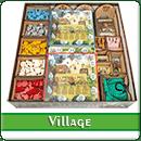 Органайзер для настольной игры Village / Летопись