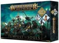 Warhammer Age of Sigmar: Tempest of Souls & Paint – Starter Set