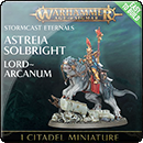 Warhammer Age of Sigmar: Easy to Build Astreia Solbright, Lord-Arcanum