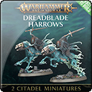 Warhammer Age of Sigmar: Easy to Build Dreadblade Harrows