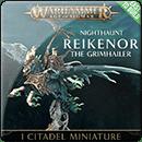 Warhammer Age of Sigmar: Easy to Build Reikenor the Grimhailer