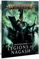 Warhammer Age of Sigmar. Battletome: Legions of Nagash (Hardback)
