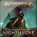 Warhammer Age of Sigmar. Battletome: Nighthaunt (Hardback)