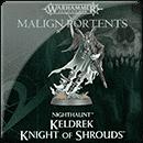 Warhammer Age of Sigmar: Nighthaunt: Keldrek – Knight of Shrouds