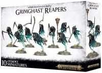 Warhammer Age of Sigmar: Nighthaunt: Grimghast Reapers