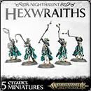 Warhammer Age of Sigmar: Nighthaunt: Hexwraiths