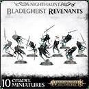 Warhammer Age of Sigmar: Nighthaunt: Bladegheist Revenants