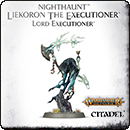 Warhammer Age of Sigmar: Nighthaunt: Liekoron the Executioner