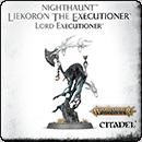 Warhammer Age of Sigmar: Nighthaunt: Liekoron the Executioner