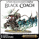 Warhammer Age of Sigmar: Nighthaunt: Black Coach