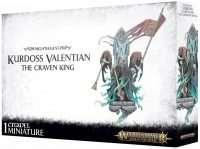 Warhammer Age of Sigmar: Nighthaunt: Kurdoss Valentian, The Craven King