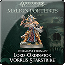 Warhammer Age of Sigmar: Stormcast Eternals: Lord-Ordinator Vorrus Starstrike