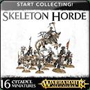 Warhammer Age of Sigmar: Start Collecting! Skeleton Horde