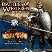 Настольная Игра Battles of Westeros Wardens of the North Битвы Вестероса Стражи Севера