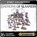 Warhammer Age of Sigmar: Start Collecting! Daemons of Slaanesh