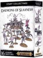 Warhammer Age of Sigmar: Start Collecting! Daemons of Slaanesh