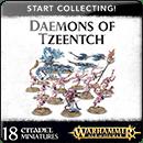 Warhammer Age of Sigmar: Start Collecting! Daemons of Tzeentch