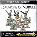 Warhammer Age of Sigmar: Start Collecting! Daemons of Nurgle