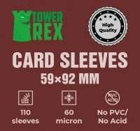 Протектори для карт 59 х 92 мм (100 шт.)