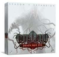 Cthulhu: Death May Die: Season 2 Exp.