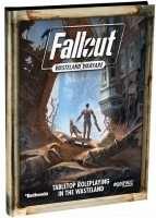 Fallout: Wasteland Warfare – RPG (Expansion Book)