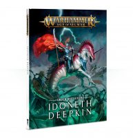Warhammer Age of Sigmar. Battletome: Idoneth Deepkin (Hardback)