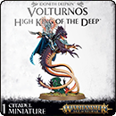 Warhammer Age of Sigmar. Idoneth Deepkin: Volturnos, High King of the Deep