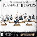 Warhammer Age of Sigmar. Idoneth Deepkin: Namarti Reavers