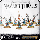 Warhammer Age of Sigmar. Idoneth Deepkin: Namarti Thralls