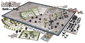 Настольная игра - Axis & Allies  Battle of the Bulge