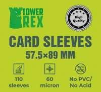 Протектори для карт 57.5 х 88 мм (100 шт.)