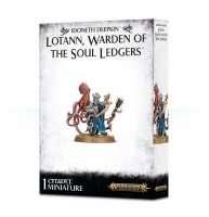 Warhammer Age of Sigmar. Idoneth Deepkin: Lotann, Warden of the Soul Ledgers