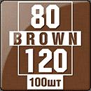 Протекторы для карт 80 х 120 мм (100 шт.)