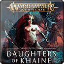 Warhammer Age of Sigmar. Battletome: Daughters of Khaine (Hardbook)