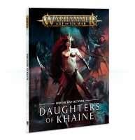 Warhammer Age of Sigmar. Battletome: Daughters of Khaine (Hardbook)